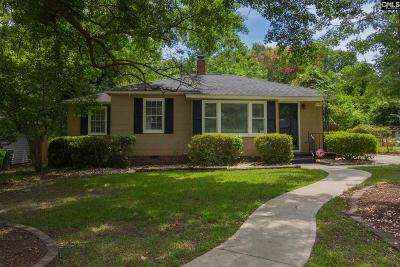 Columbia SC Single Family Home For Sale: $184,900