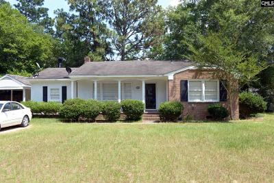 Kershaw County Single Family Home For Sale: 1908 Woodside