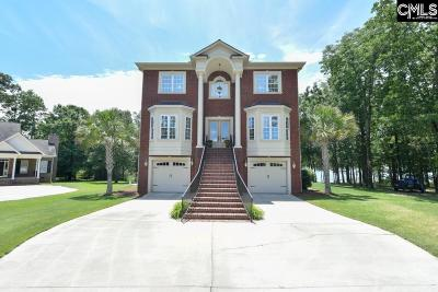 Lexington County, Newberry County, Richland County, Saluda County Single Family Home For Sale: 170 Summer Bay