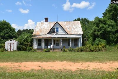Blythewood Single Family Home For Sale: 8402 Winnsboro