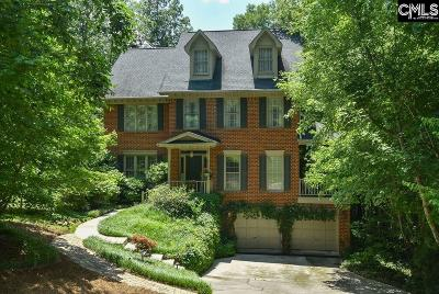 Cayce, Springdale, West Columbia Single Family Home For Sale: 213 Holly Ridge