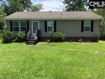 Columbia SC Single Family Home For Sale: $78,900