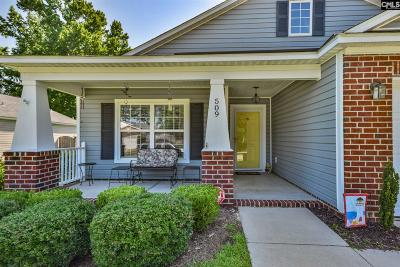 Lexington Single Family Home For Sale: 509 Timbermill