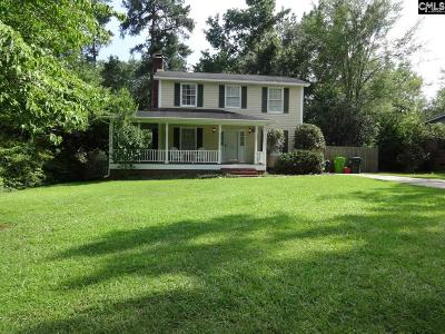 Irmo Single Family Home For Sale: 113 Mayland
