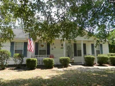 Kershaw County Single Family Home For Sale: 2497 Bowen
