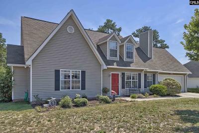 Blythewood Single Family Home For Sale: 213 Pine Loop