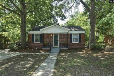 Cayce Single Family Home For Sale: 1107 Northland