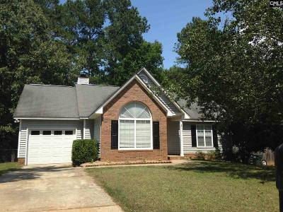Lexington County Single Family Home For Sale: 133 Saddlebrooke