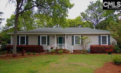 Columbia Single Family Home For Sale: 628 Cold Branch