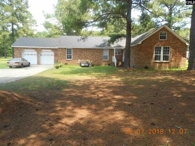 Eastover SC Single Family Home For Sale: $95,200