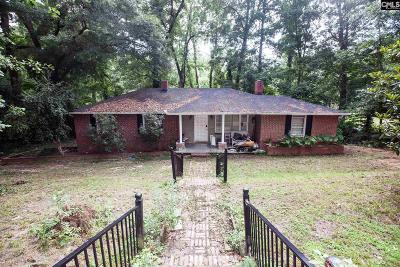 Columbia Single Family Home For Sale: 6517 Winyah