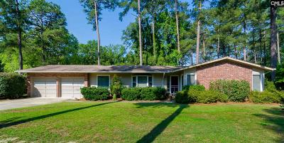 Lexington County Single Family Home For Sale: 301 Nottingham