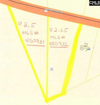 Lexington County, Richland County Residential Lots & Land For Sale: Neely Wingard