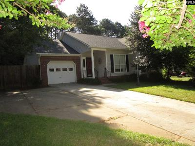 Lexington County Single Family Home For Sale: 912 Bentley