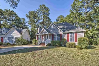 Irmo SC Single Family Home For Sale: $120,000
