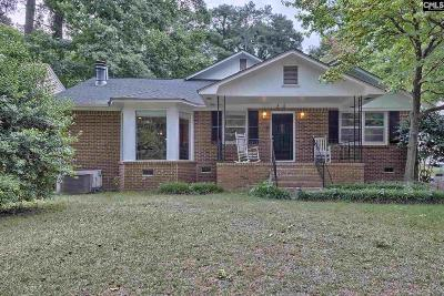 Forest Acres Single Family Home For Sale: 206 Partridge