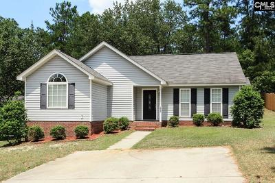 Cayce Single Family Home For Sale: 1913 Rauton