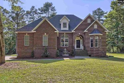 Ridgeway SC Single Family Home For Sale: $294,500