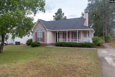 West Columbia Single Family Home For Sale: 100 Pebble Creek