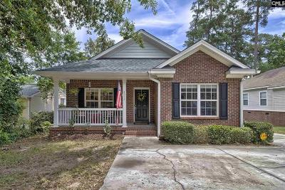Single Family Home For Sale: 3115 Trenholm