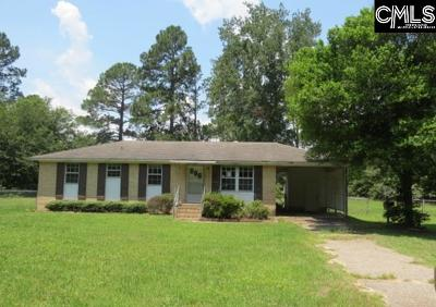 Sumter Single Family Home For Sale: 1816 Kolb