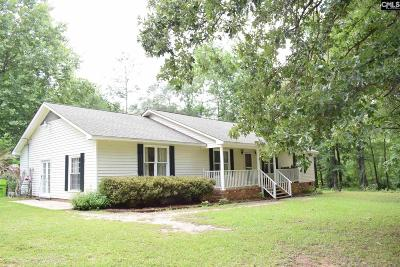 Blythewood SC Single Family Home For Sale: $159,000