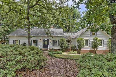 Lexington County Single Family Home For Sale: 707 Carriage Lake