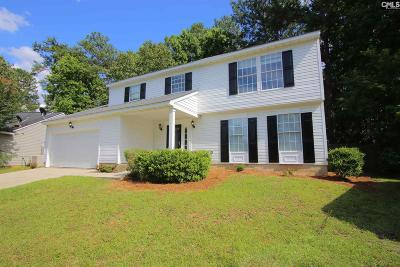 Irmo SC Single Family Home For Sale: $159,900