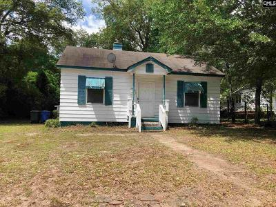 Columbia Single Family Home For Sale: 1506 Carteret