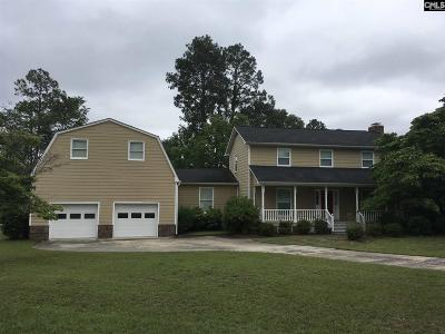Columbia SC Single Family Home For Sale: $202,000