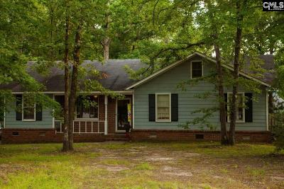 Irmo SC Single Family Home For Sale: $125,000