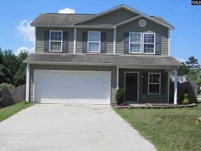 Columbia Single Family Home For Sale: 313 Valley Heights