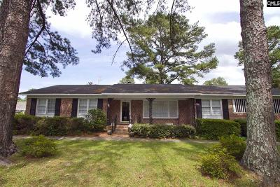 Single Family Home For Sale: 4820 Trenholm