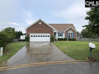 West Columbia Single Family Home For Sale: 245 Autumnview