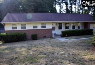 Single Family Home For Sale: 1721 Drexel Lake