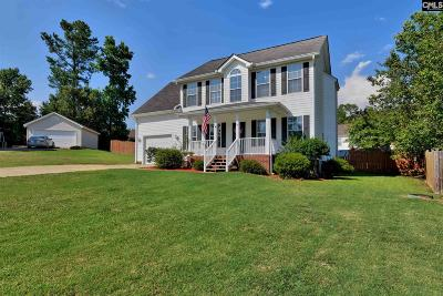 Irmo Single Family Home For Sale: 6 Short Pine