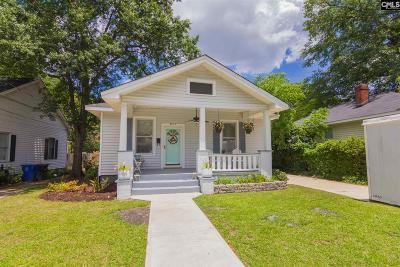 Columbia Single Family Home For Sale: 2914 Columbia