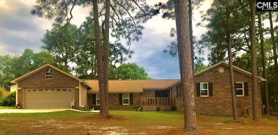 West Columbia Single Family Home For Sale: 457 Calcutta