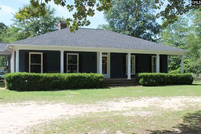 Wagener Single Family Home For Sale: 3098 Camp Rawls