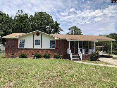 West Columbia SC Single Family Home For Sale: $73,000