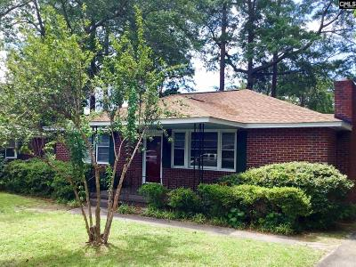 Cayce Single Family Home For Sale: 1037 Oakland