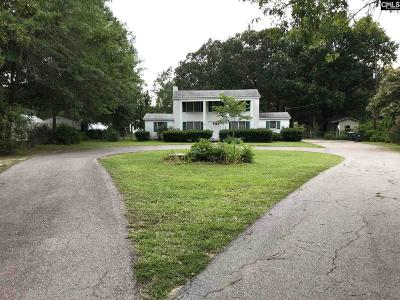 Lexington County, Richland County Single Family Home For Sale: 555 Lakeshore