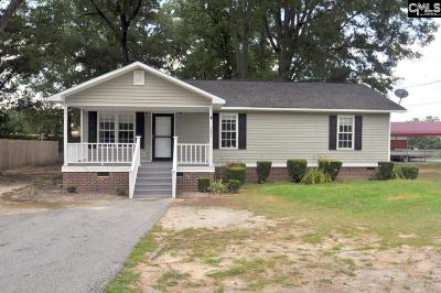 Newberry Single Family Home For Sale: 2621 Deloache