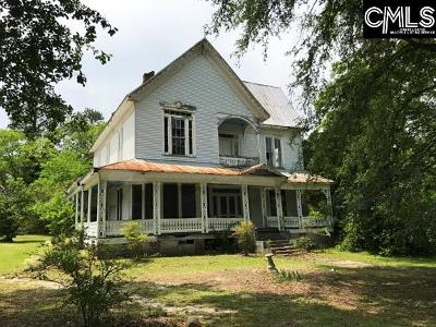 Prosperity Single Family Home For Sale: 208 McNeary