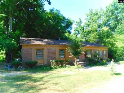 Batesburg SC Single Family Home For Sale: $24,500