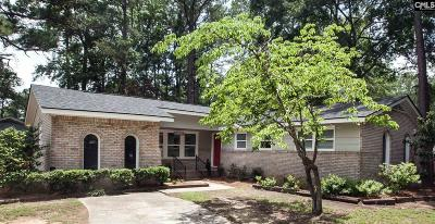 Lexington County, Richland County Single Family Home For Sale: 5935 McMillan