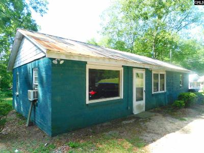 Leesville Single Family Home For Sale: 634 W Howard