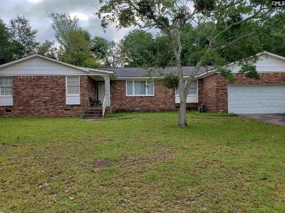 Columbia Single Family Home For Sale: 1700 Dominion