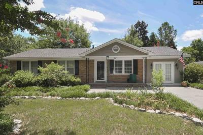 Single Family Home For Sale: 105 Holly Tree