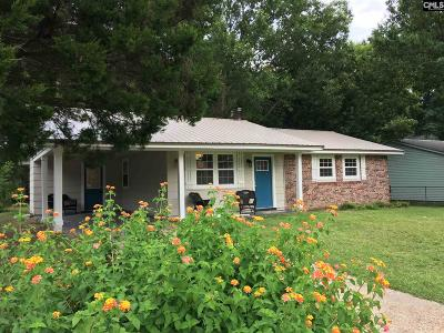 Camden Single Family Home For Sale: 943 Wateree